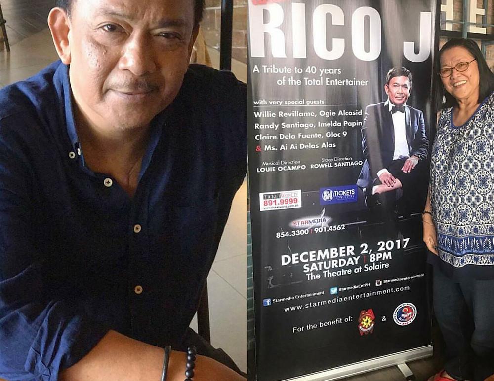 Presscon for Tatak Rico J Concert at The Coffee Project. Photo Credits to @akosilolitsolis