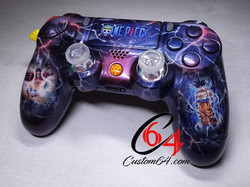 manette ps4 one piece