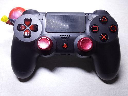 Manette PS4 sony Custom à l'aérographe !!! Dualshock 4 Sixaxis