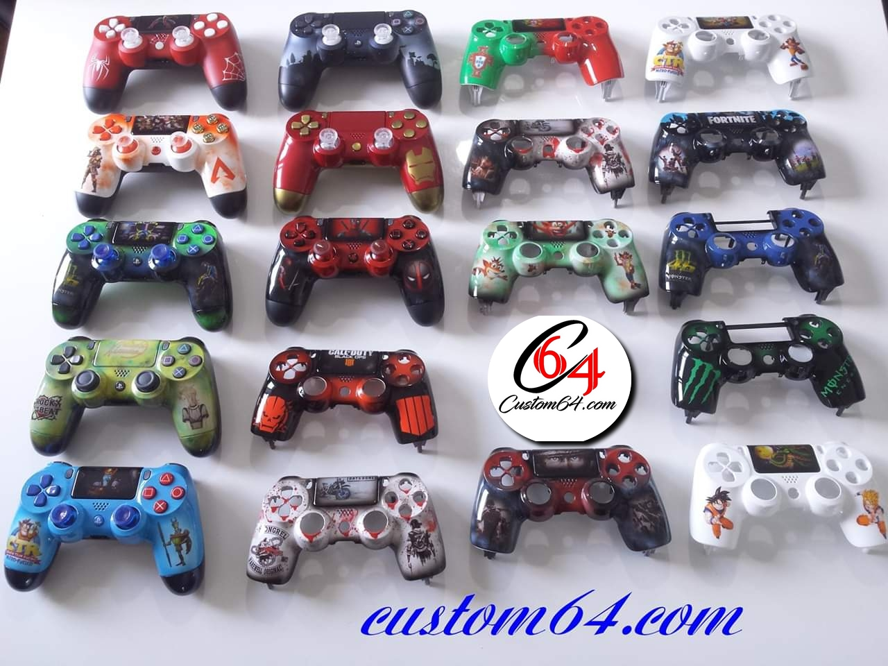 custom64