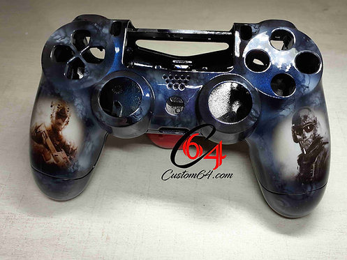 Coque Manette PS4 Custom call of duty