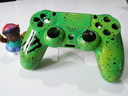 Coque Manette PS4 Custom monster