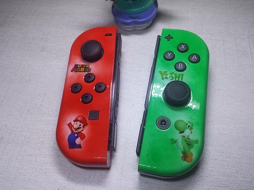 coque Joy-con Nintendo switch Mario yoshi neuf