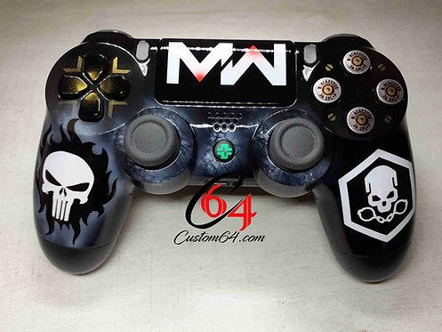 Manette PS4 sony Custom Modern Warfare Warzone