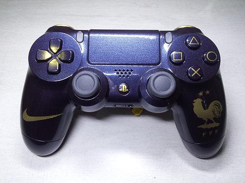 Manette PS4 Custom à l'aérographe !!! Dualshock 4 Sixaxis france