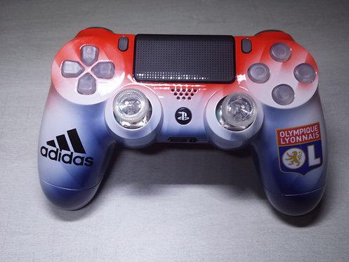 Manette PS4 Custom à l'aérographe !!! Dualshock 4 Sixaxis OL