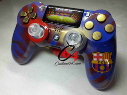 manette ps4 barcelone