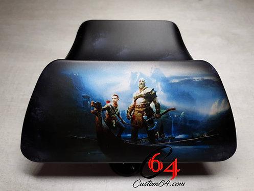 support manette ps5 dualsense God of War