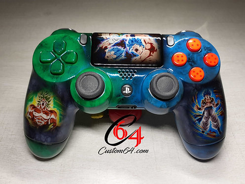 Manette PS4 sony dragon ball z