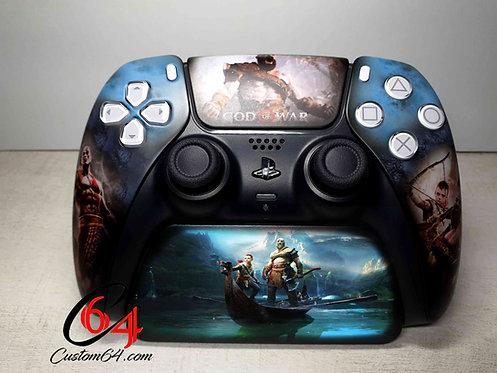 manette PS5 dualsense sony God of War