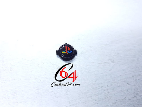 Bouton playstation vintage 20th anniversaire pour manette PS4