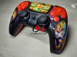 manette ps5 dualsense dragon ball z