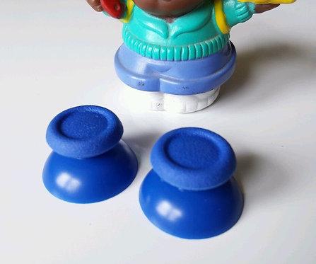 Joysticks x 2 PS4 bouton joystick stick bleu neuf !!!