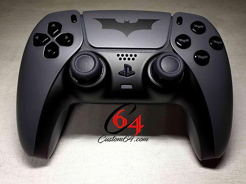 manette PS5 dualsense sony Batman mat