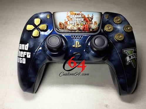 manette PS5 dualsense sony GTA V