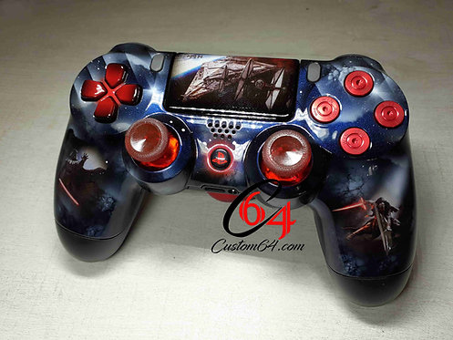 Manette PS4 sony Custom star wars