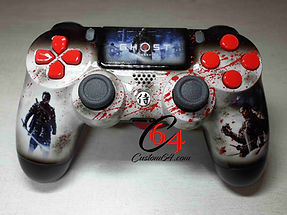 manette ps4 sony ghost of tsushima