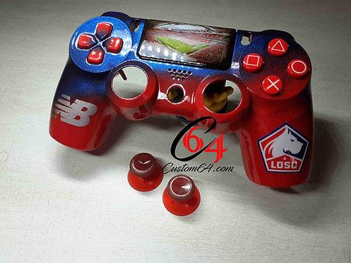 Coque Manette PS4 Custom LOSC
