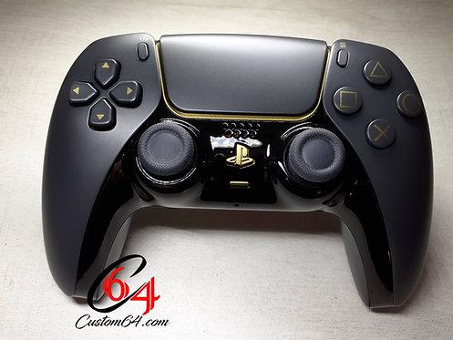 manette PS5 dualsense sony vintage Gold PS2  mat