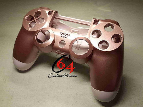 Coque Manette sony PS4 rose