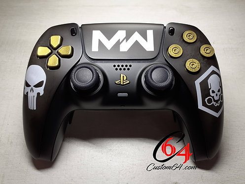 manette PS5 dualsense sony call of duty warzone