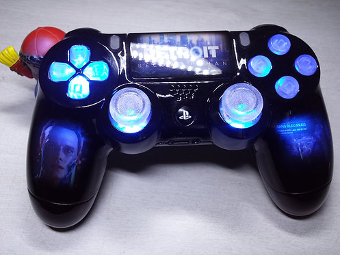 Manette PS4  Dualshock 4 Sixaxis Detroit become human