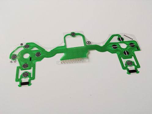 nappe contacteur pour manette PS4 V1 et V2