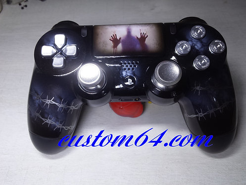 Manette PS4 sony human