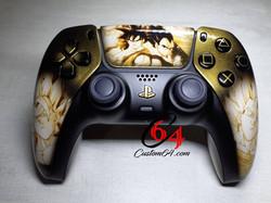 custom ps5 dragon ball z