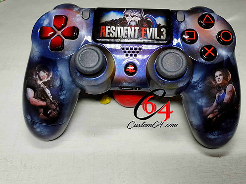 Manette PS4 sony Custom Resident Evil 3