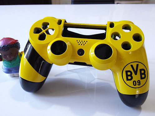 Coque Manette PS4 Custom Dortmund