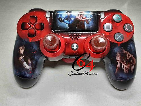 Manette PS4 sony Resident evil 2
