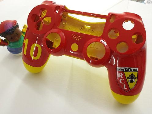 Coque Manette PS4 Custom Lens