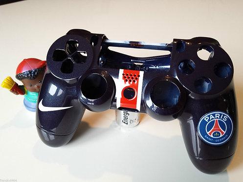 Coque Manette PS4 Custom PSG