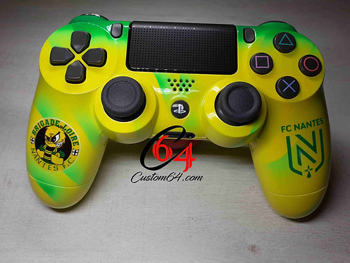 Manette PS4 sony Custom FC Nantes