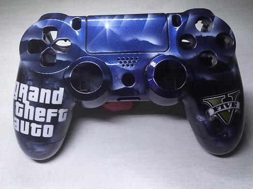 Coque Manette PS4 Custom GTA 5