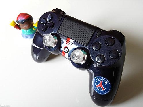 Manette PS4 Custom à l'aérographe !!! Dualshock 4 Sixaxis