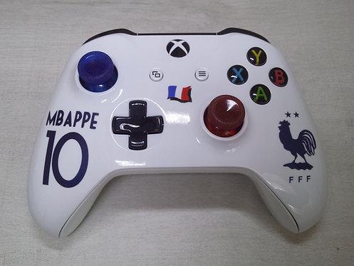 Manette XBOX ONE S Custom à l'aérographe !!! France