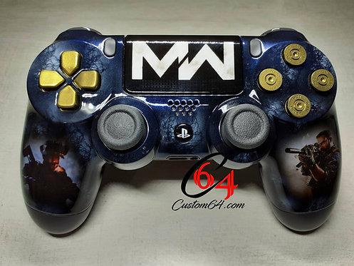 Manette PS4 Custom modern warfare