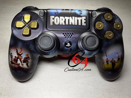 Manette PS4 Custom fortnite