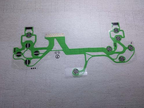 nappe contacteur pour manette PS4 V8