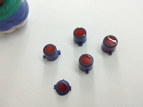 kit Boutons pour manette PS4 peint à l'aérograph