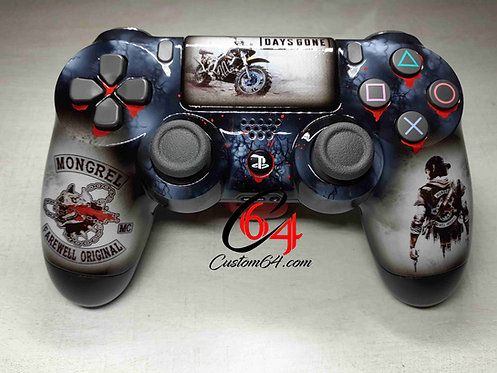 Manette PS4 sony Custom Days gone
