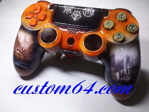 Coque Manette PS4 the division 2