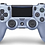 Thumbnail: Coque Manette PS4 Titanium Bleu