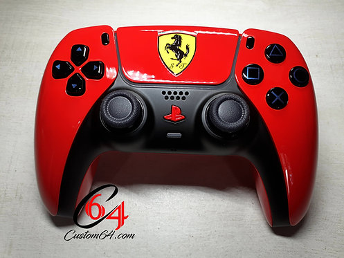 manette PS5 dualsense sony Ferrari