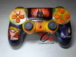 manette ps4 sony naruto