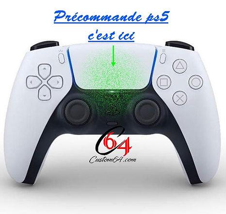 ps5 custom64
