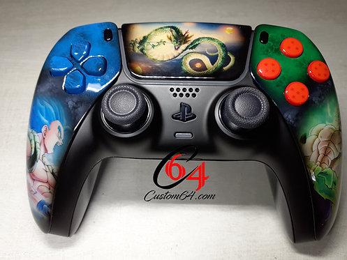 manette PS5 dualsense sony Dragon ball z