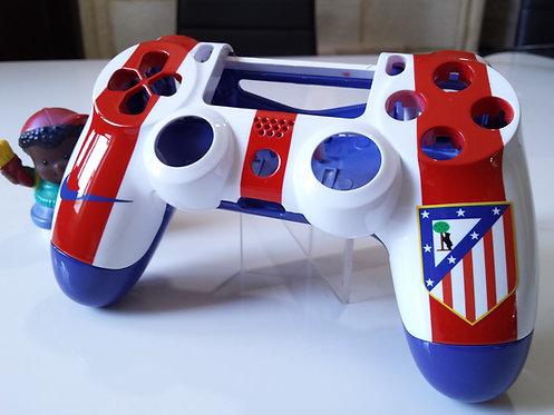 Coque Manette PS4 Custom Atletico Madrid